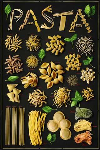 Amazon.De: Empire 291370 Küche Cuisine - Pasta - Nudeln - Plakat