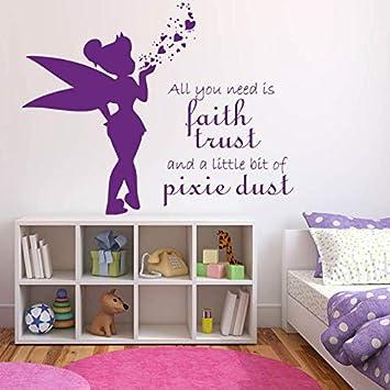 Peter Pan Wall Art.Amazon Com Kids Room Decor Peter Pan Wall Art Mural Never