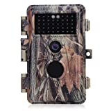 [Upgraded] BlazeVideo 16MP HD 1080P Video Trail Game Camera Hunters Wildlife Hunting Cam No Glow 38...