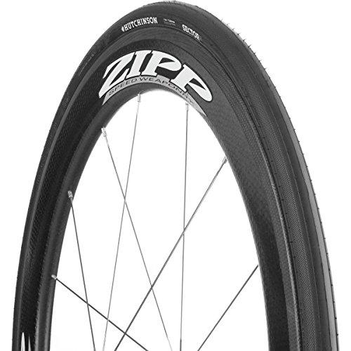 Hutchinson Bike Tires (Hutchinson Sector 28 Tire - Tubeless Black, 127 tpi, 700x28c)