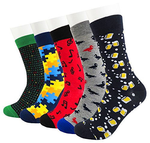Underwear & Sleepwears Enthusiastic Multicolor Mens Combed Cotton Happy Socks Couples Art Socks Fashion Colorful Skateboard Sock High-quality Long Sock Male