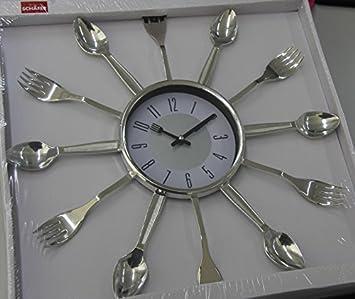 Schäfer Küchen-Wanduhr Küchen-Uhr im \