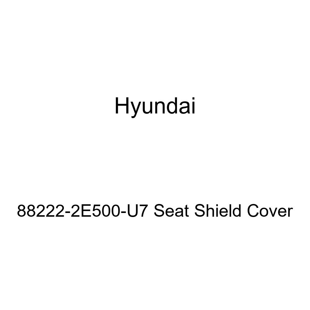 Genuine Hyundai 88222-2E500-U7 Seat Shield Cover
