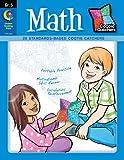 img - for Cootie Catchers: Math, Grade 5 book / textbook / text book
