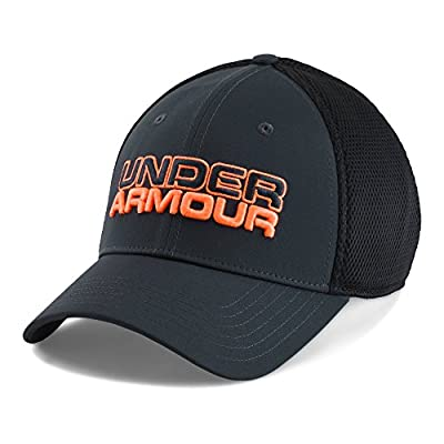 Under Armour Men's Sportstyle Mesh Cap by Under Armour Accessories