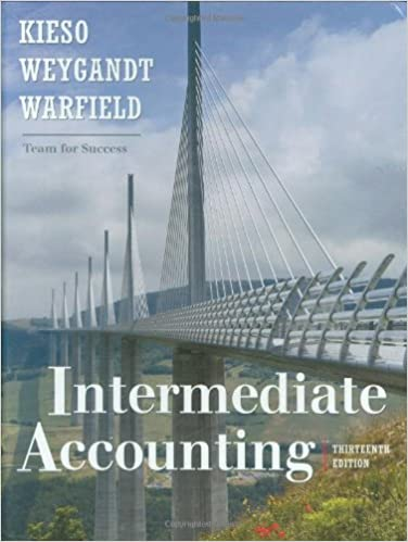 Intermediate accounting donald e kieso jerry j weygandt terry d intermediate accounting donald e kieso jerry j weygandt terry d warfield 9780470374948 amazon books fandeluxe Gallery