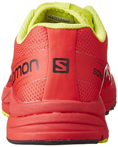 Salomon Sonic Pro Scarpe Da Corsa rosso