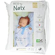Naty Diapers - Newborn - 26 ct