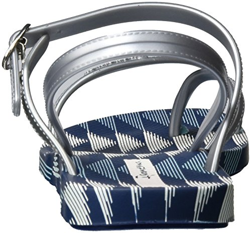 Ipanema Fashion Sand Iv Fem, Chanclas para Mujer Mehrfarbig (blue/silver)