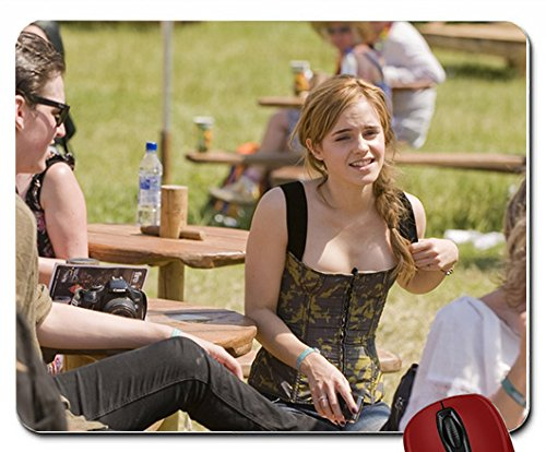 women-emma-watson-actress-cleavage-outdoors-water-bottles-4256x2832-wallpaper-mouse-pad-computer-mou