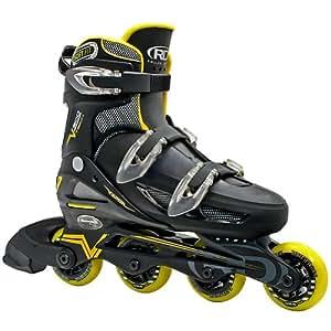 Roller Derby Men's V500 Adjustable Inline Skates (6-9) Large