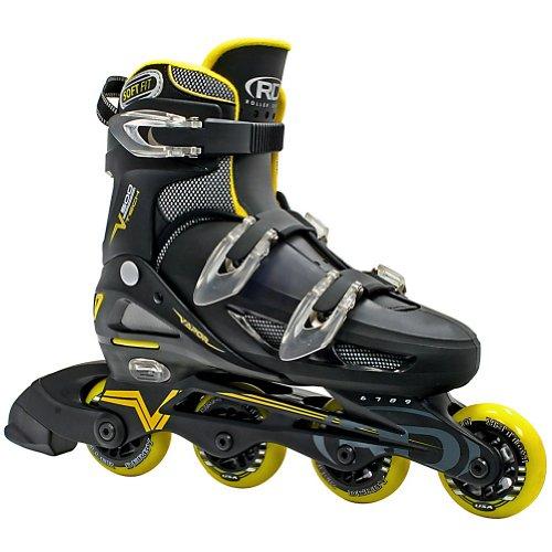 Roller Derby Men's V500 Adjustable Inline Skates