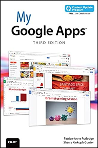 My Google Apps Includes Content Update Program 3rd Edition