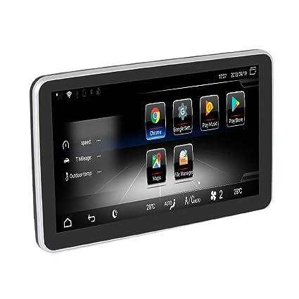 CUHAWUDBA 8.4 Pulgadas Android 8.1 4 + 64G Coche NavegacióN GPS ...