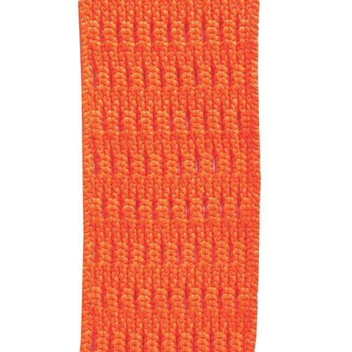 Warrior Colored Hard Mesh (One Size, Orange)