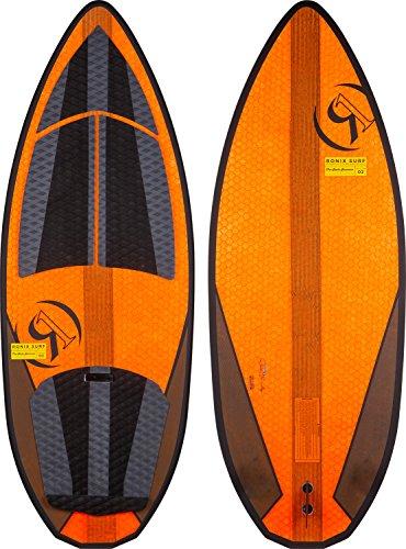 Ronix Hex Shell Skate Skimmer Blem Wakesurfer Sz 4ft 9in