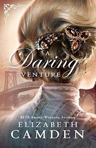 A Daring Venture [Camden, Elizabeth] (Tapa Blanda)