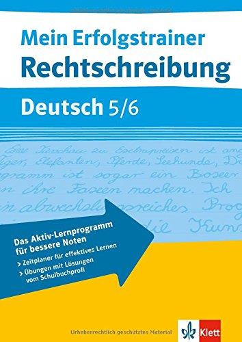 Rechtschreibung Deutsch. 5./6. Klasse