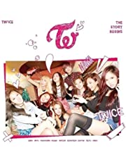 TWICE - [ THE STORY BEGINS ] 1st Mini Album CD + Photocards + Booklet + Garland by TWICE