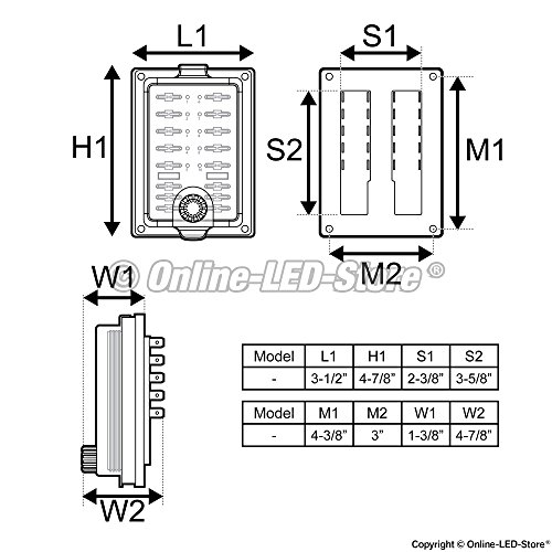online led store fuse box   25 wiring diagram images