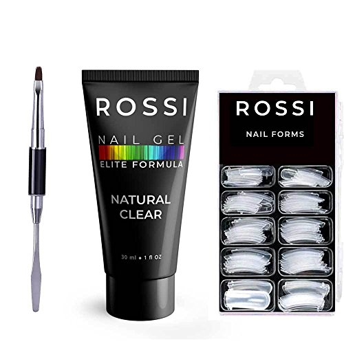 ROSSI Innovative Nail Gel Kit (Trial Kit) by Rossi