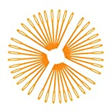 MagiDeal 1000 Pieces Plastic Sewing Needles for Kids Wool Cross Stitch Knitting Crochet - Orange