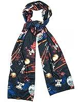 Star Wars Death Star Battle Knit Scarf