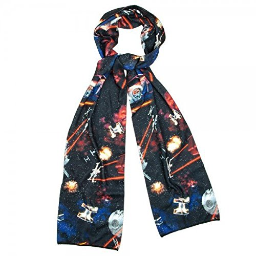 Star Wars Death Battle Scarf