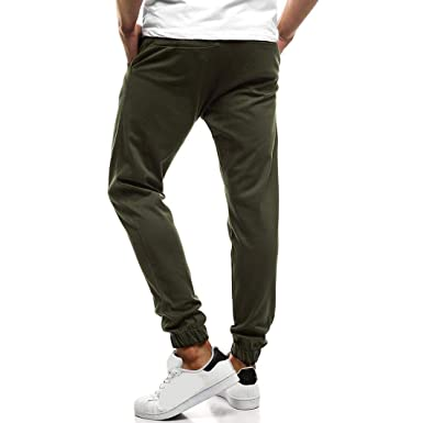 Crystallly Pantalones para Hombres Deportes Fashion Mens para ...