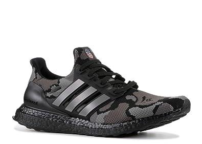 sports shoes 411d4 3f1ec Amazon.com | adidas BAPE X Ultraboost 'Black CAMO' - G54784 ...