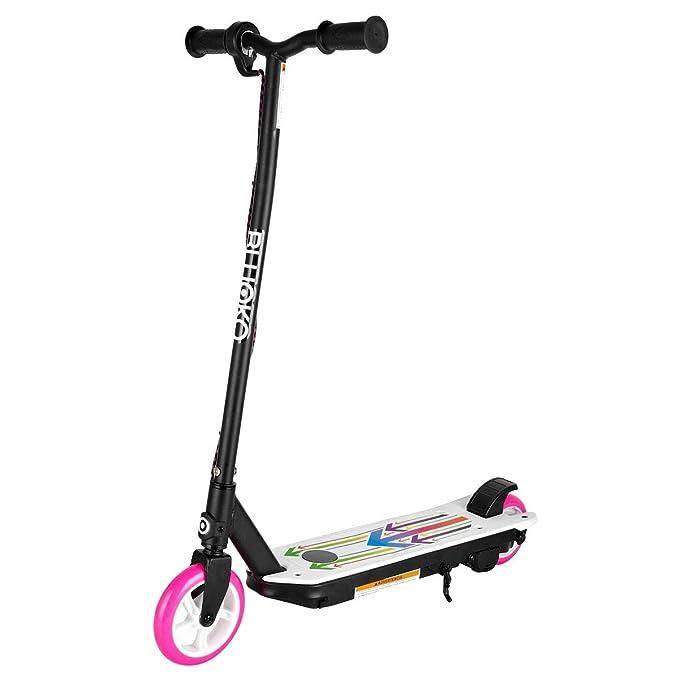Bluoko Patinete eléctrico Infantil Push & Go
