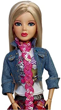 Genuine LIV SPINMASTER Doll Clothes *CHOOSE* fit Barbie Too! TOPS