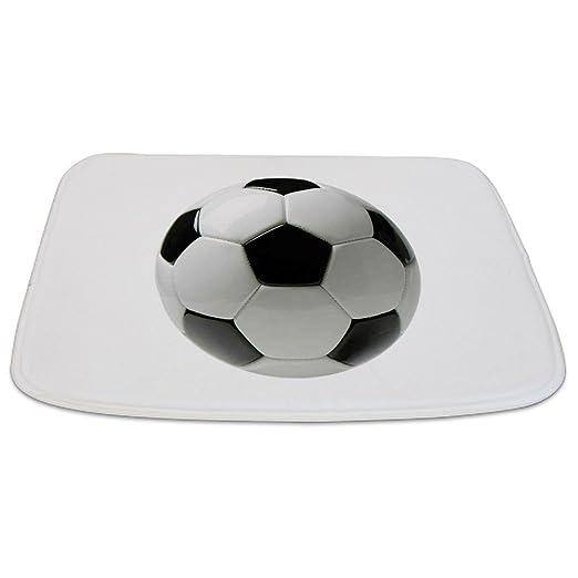 CafePress diseño de balón de fútbol - Alfombrilla decorativa, de ...