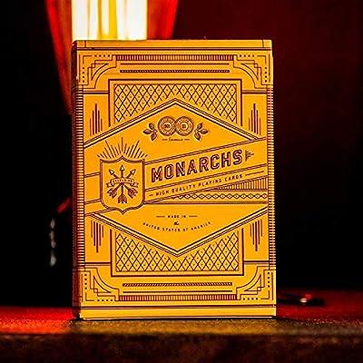 SOLOMAGIA Monarchs Deck Mandarin Edition