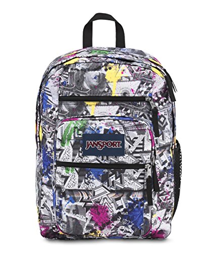 As JanSport's #1 best-selling bag, this backpack includes a front utility pocket to hold personal items and school supplies, a web haul handle for easy lifting, a partially padded back panel, and padded shoulder straps that make it comfortable to carry/5(K).