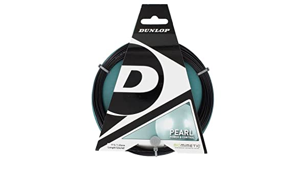 Amazon.com : DUNLOP Pearl 17G Tennis String : Tennis Racket String : Sports & Outdoors
