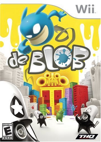 De Blob - Nintendo Wii (City Of Concord California)