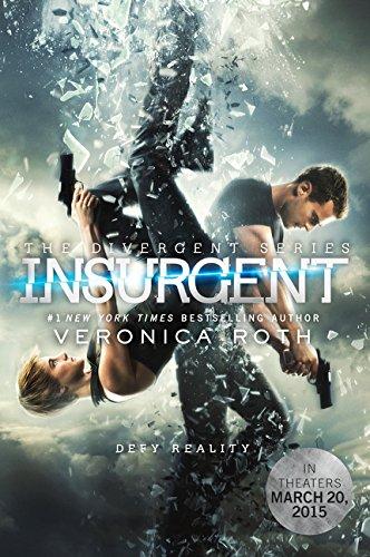 Insurgent Movie Tie-in Edition (Divergent Series)