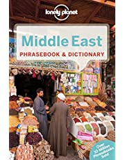 Lonely Planet Middle East Phrasebook & Dictionary 2 2nd Ed.: 2nd Edition