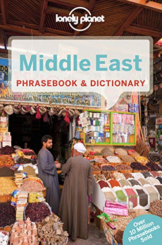 Lonely Planet Middle East Phrasebook & Dictionary...