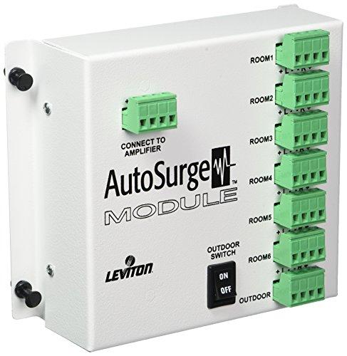 Leviton LBASP by Bose 7-Zone Speaker AutoSurge Audio Distribution