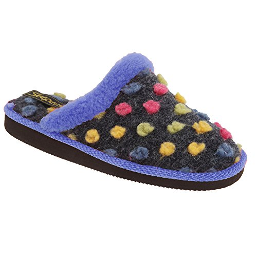 Sleepers Mujeres / Damas Donna Mule Slippers Azul / Multi