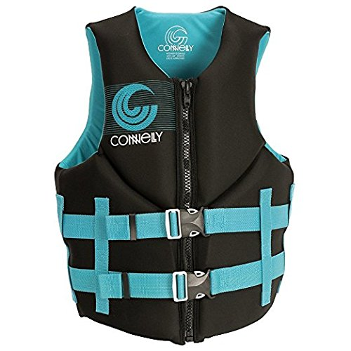 - Connelly Women's Promo Neo Vest - Coast Guard Approved, Small
