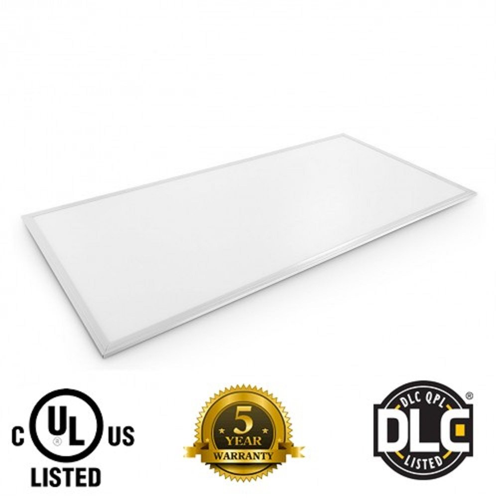 Dimmable Led Panel Lights 2x4 50w 100 277 Volt 6488lm 5000k