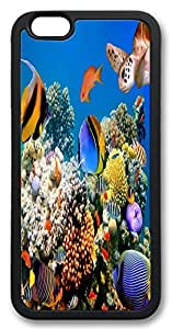 LKPOP Cases / Covers Under Sea World Beautiful Hot Selling Top Quality Fishs Special Design Cell Phone Cases For iPhone 6 No.17