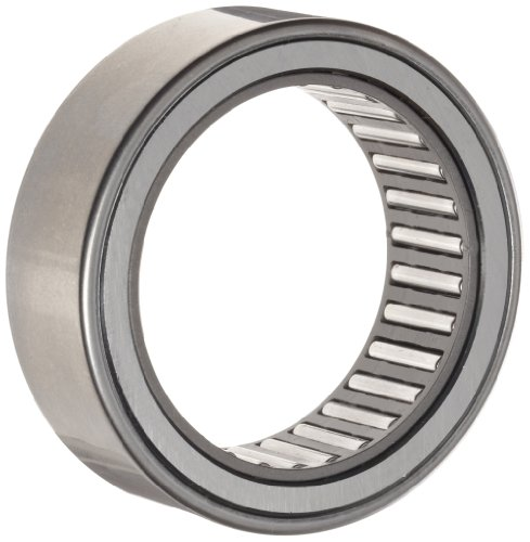 INA RPNA45/62 Needle Roller Bearing, Self Aligning, Precision, Steel Cage, Open End, Metric, 45mm ID, 62mm OD, 20mm Width, 10000rpm Maximum Rotational Speed (Aligning Bearing Roller Self)