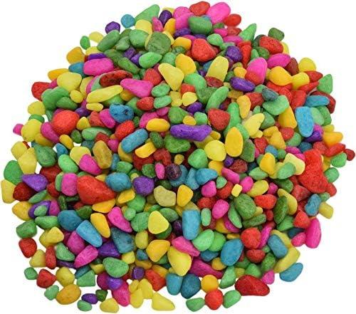 Royal Sapphire Piedras de Colores de Zafiro, para Rellenar jarrones de Mesa, Fiestas, Bodas, decoración de Acuario: Amazon.es: Jardín