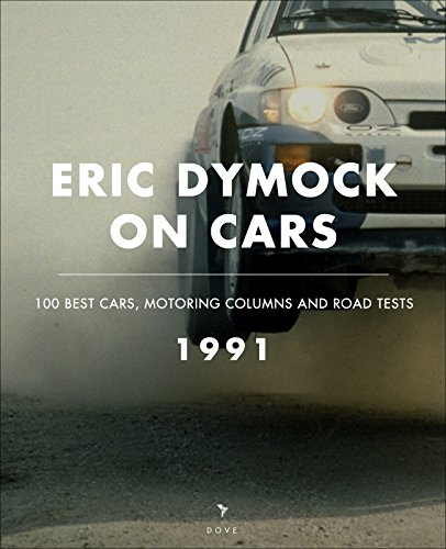 eric-dymock-on-cars-1991-100-best-cars-motoring-columns-and-road-tests