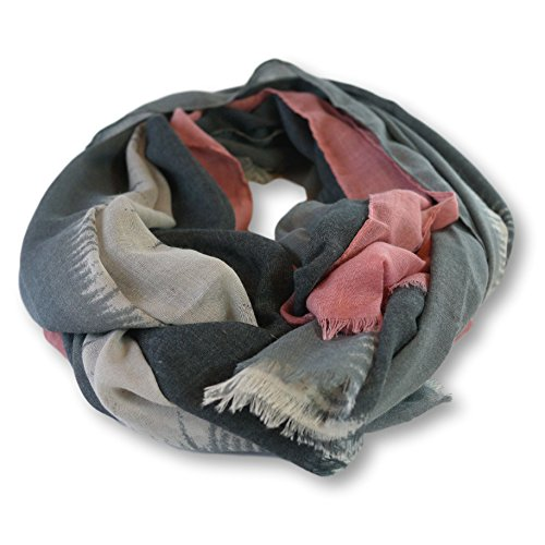 NEW Womens Lightweight Accent Scarf