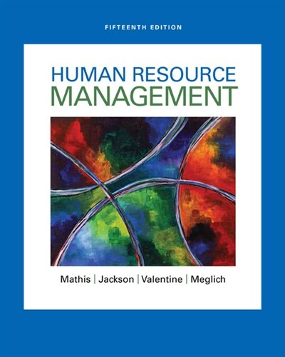Human Resource Management (MindTap Course List)